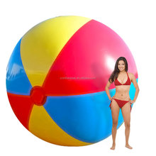 2014 custom promotion colorful bestway pvc cheap inflatable beach balls for sale