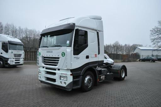 2007 Iveco AS450S