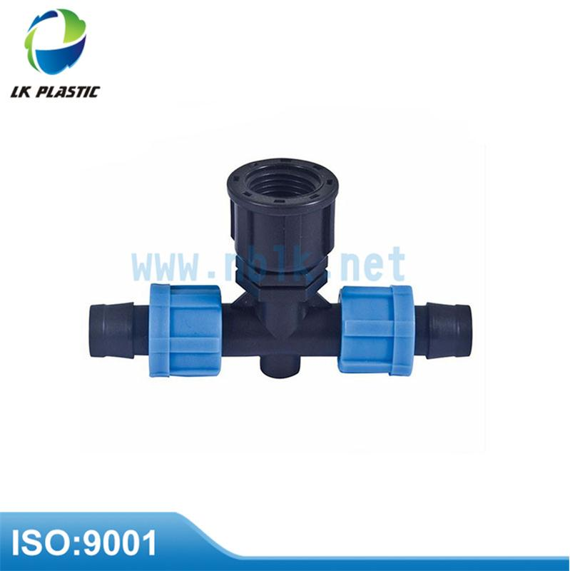 Fast Supply water irrigation drip tape fittings