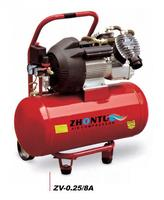 3HP 50L V-type Double cylinder BIG air compressor