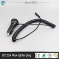 12v Accessory Power Socket Car Cigarette Lighter Plug
