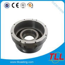 custom aluminium die casting alloy wheel