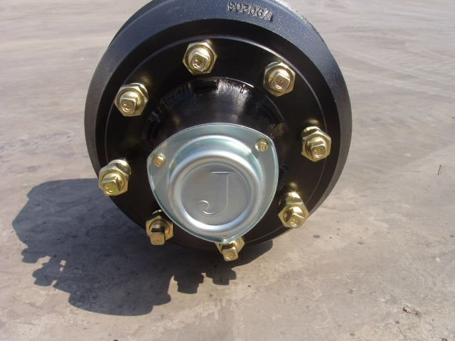 Trailer Axle-13 ton York Type Axle Used Trailer Parts