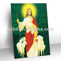 Lenticular 3d picture 3d images 3d religious pictures (OR-060)