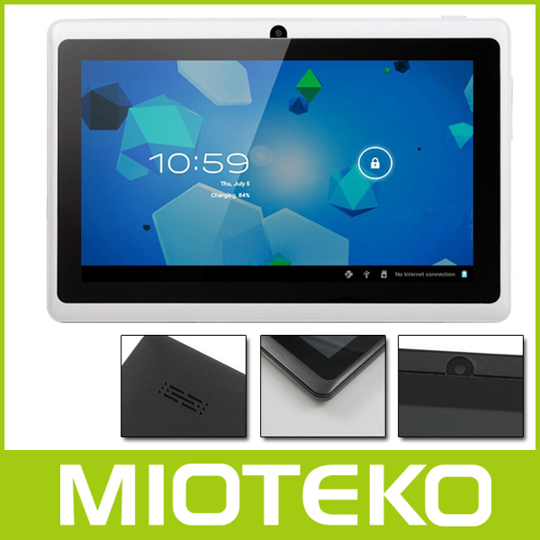 wholesale tablet prices in pakistan 7 inch android tablet Q88 wifi RK3026/A23 Dual core