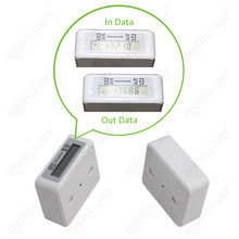Highlight New! 2015 visitor counting/ visitor counting/ digital counter meter/ Bidirectional people counting for retail