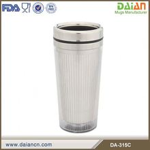 16oz. promotional double walled sport cups drink