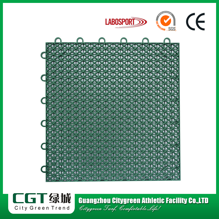 Portable plastic portable futsal court outdoor soccer flooring