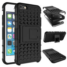 Shock Proof Cellphone Case for iPhone se 5s , for iPhone 5 Stand TPU PC Armor Case