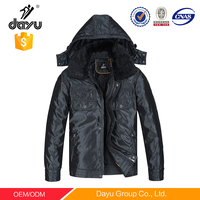 Stock Cheap mens down filled winter coat Men's winter sports snowboard jacket snow coat China brand