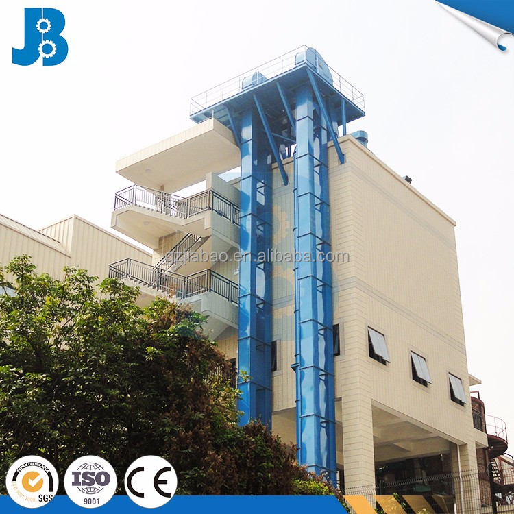 High fuel value full automatic chain type bucket elevator