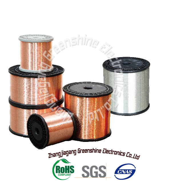 TCCAM Tin plated CCAM wire
