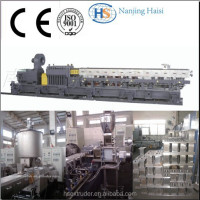 CE & ISO Haisi coal and charcoal extruder machine
