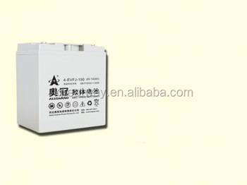 8V150AH battery for EV