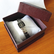 Best price custom jewelry watch square paper box For men