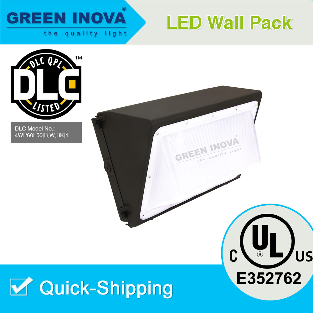 UL cUL (E352762) DLC Premium listed 6 years warranty 2016 new product wall mount emergency lights