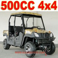 Four Seats 500cc Rough Terrain Vehicle