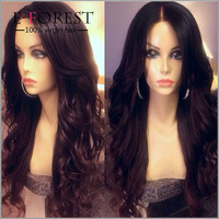High Quality Virgin Hair Full Lace Wig Body Wave 100% Human Hair Full Lace Wig