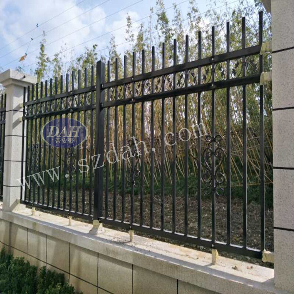Prefab modern steel gates and fences Model with High Quality,farm tools and equipment and their uses