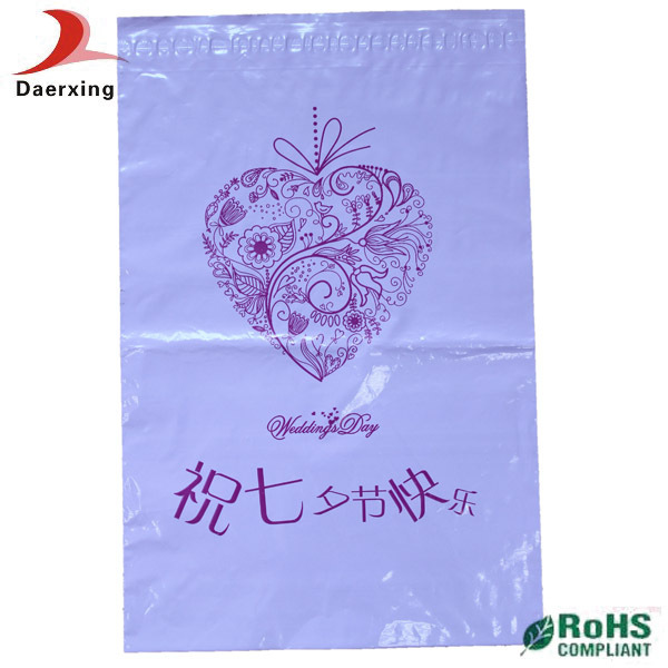 Guangzhou print plastic mailing bag for sale