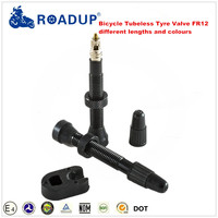 presta tyre valve bicycle tubeless valve aluminium alloy stem bicycle tire valve FR12 FR11 collection and extension