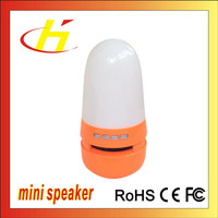 Fashion LED Shenzhen Factory Wireless Handsfree Bluetooth subwoofer speaker
