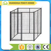 Iron Fence best dog kennel
