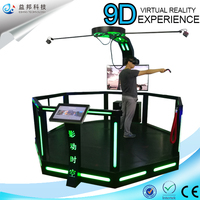 9d Virtual Reality Basketball Shoot Vr