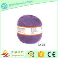 Best quality new type wool poly blended yarn