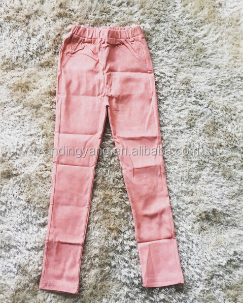 Runwaylover cut price stock size <strong>110</strong> girl's pink leggings