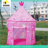 Lovely kids Princess & Prince Castle Play Tent for 1 - 2 kids