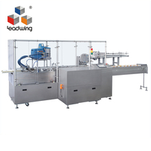 Automatic film bag wrapping tobacco pouch flow packing machine