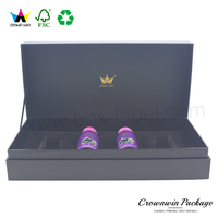 Luxury New Cardboard Custom Cosmetic Packaging Essential Oil Box