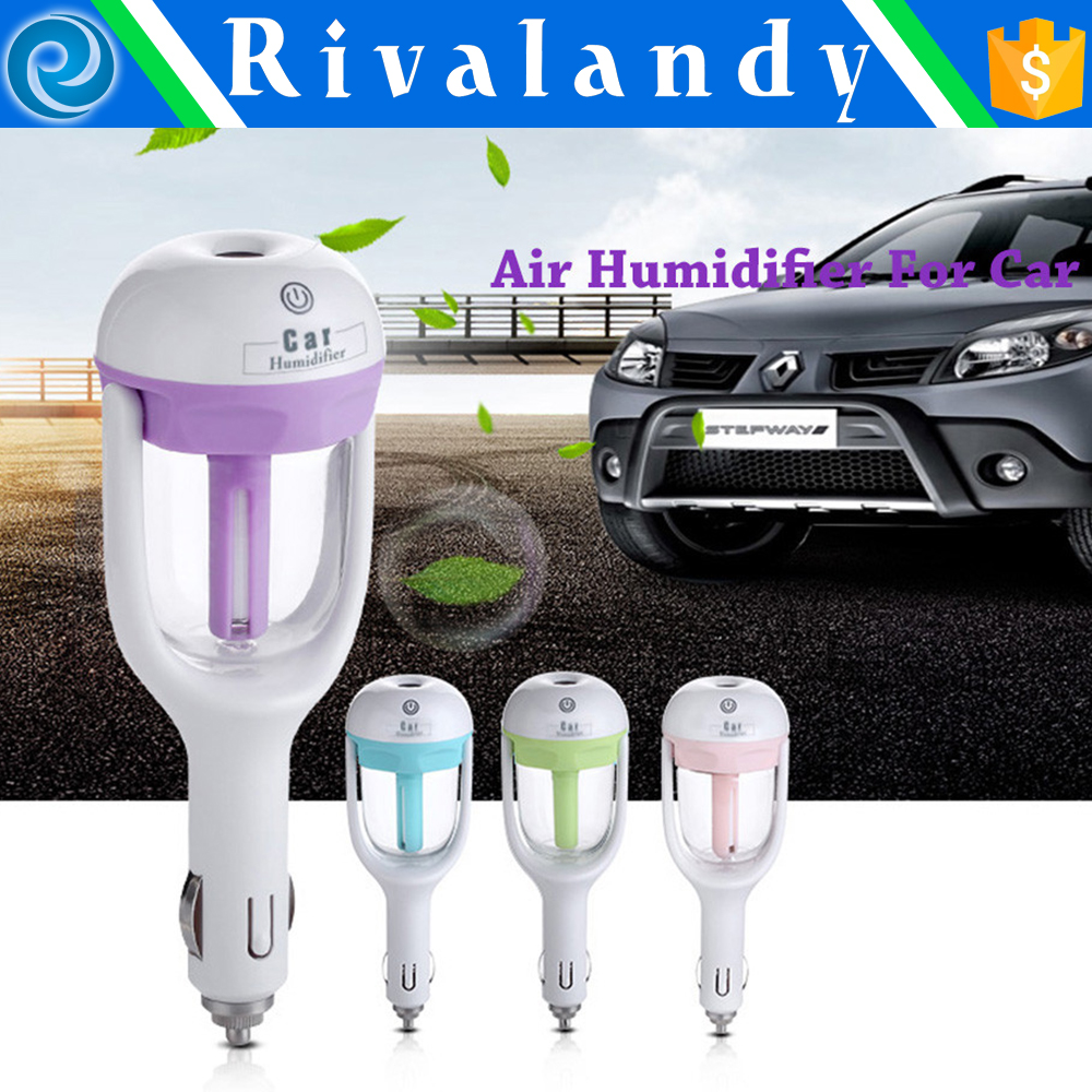 air purifier humidifier led ionizer car air humidifier