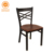 China manufacturer comfortable metal chair dining Iron metal chair