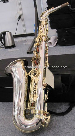 high pitch F key alto saxophone hsl-1006
