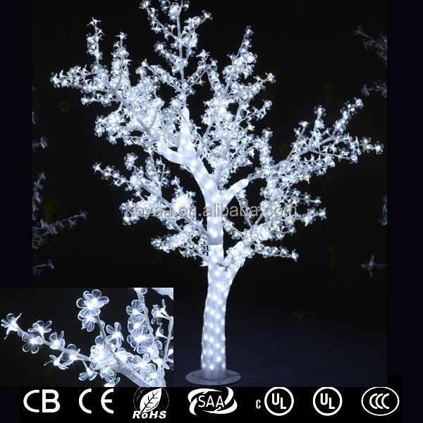 2.2M white feather christmas tree for Christmas and festival decoration SJ-1152-<strong>W</strong>