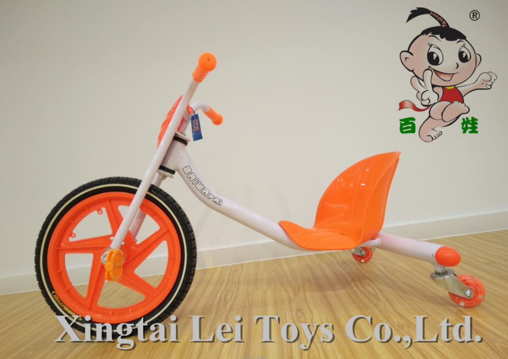 Ride On Toy Style and ride Power Aluminum alloy frame Children tricycle/baby seater trike