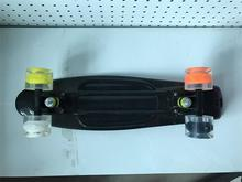 portable waveboard skateboard