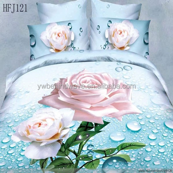 Top Selling 4d bed sheet in faisalabad