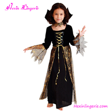 OEM Witch Girls Costumes Children Costume