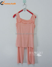 bamboo fiber girly clothes very cute garment