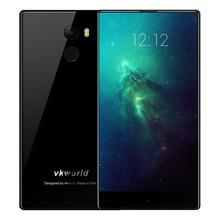 4G Dual Sim Bezel-Free Mix Phone Vkworld Mix Plus MTK6737 Android 7.0 China Cheap 5.5 inch Fingerprint Smartphone 8+13MP