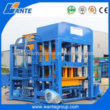 QT4-18 automatic machine introduction concrete block making machine price