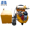 SHENG O DAVIS HXJ-1 Line Marker Machine For The Plastic Track