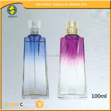 Fashion wide application Glass Perfume Bottle With Sprayer