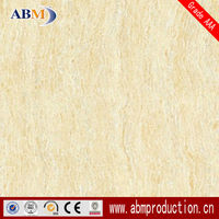 Promotion! 600X600mm pale yellow tiles, ABM brand, good quality, cheap price