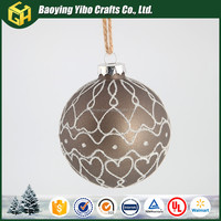 Blank christmas ornament,chinese christmas tree ornament