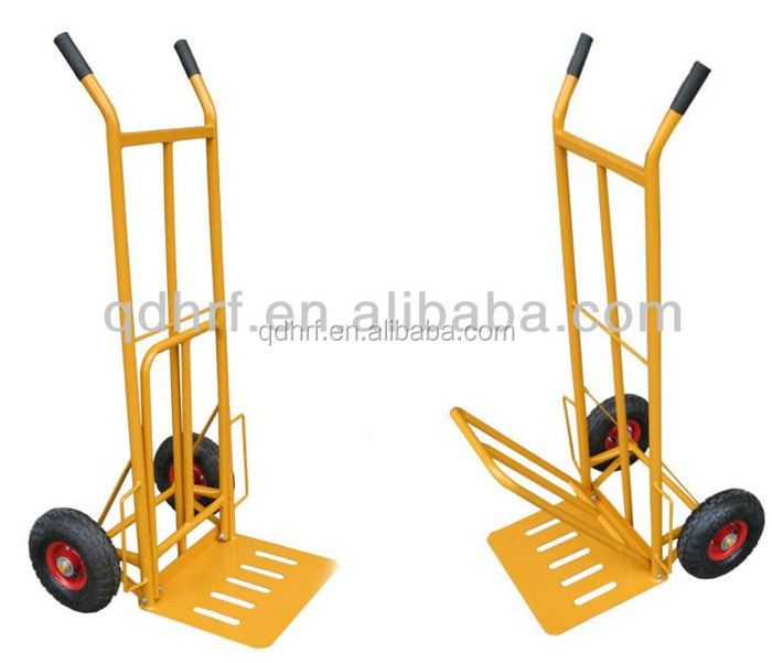 HT1823 China foldable hand pull trolley hand truck