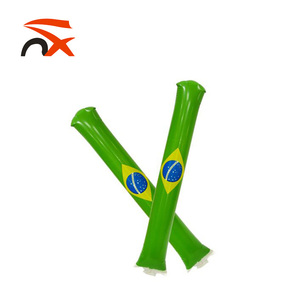 Hand Clappers Noisemakers Inflatable Stick Toys For Soccer Basketball Football And Others